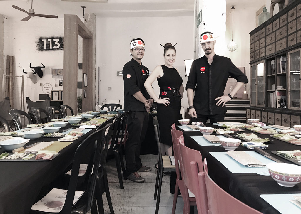 Foto Marian Calero-Sushi 84-Loft 113