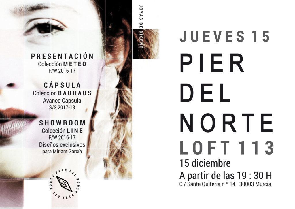 Pier del Norte loft 113 Murcia